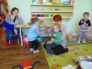 Gyerekház mindennapok